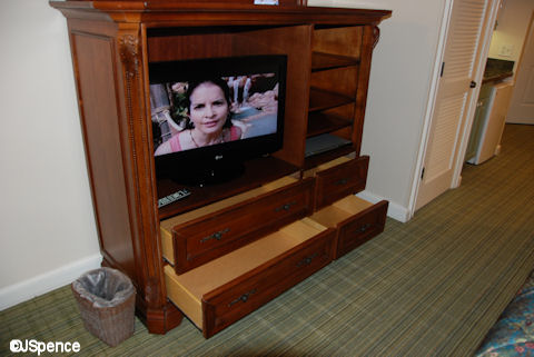 Chest of Drawers & TV Stand