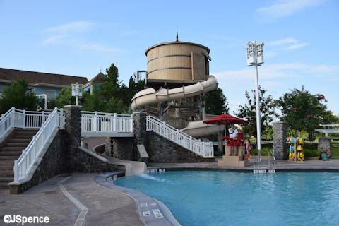Paddock Pool