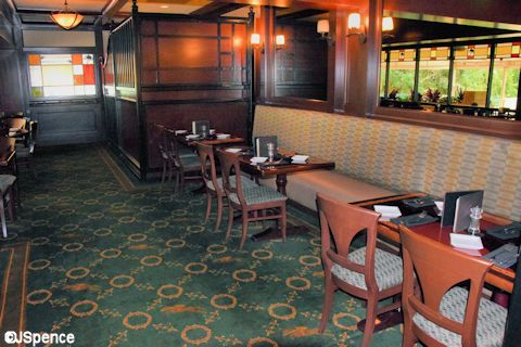 Turf Club Dining Room