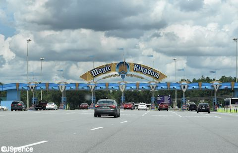 Magic Kingdom Toll Booths
