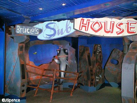 Bruce's Sub House