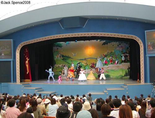 Showbase Tokyo Disneyland