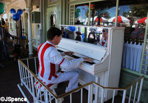 Jim at Casey's Corner Piano