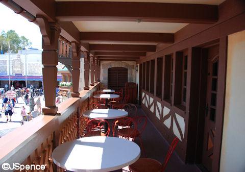 Pinocchio Village Haus Balcony