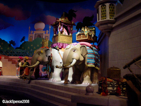 Sinbad's Storybook Voyage Arabian Coast - Tokyo DisneySea