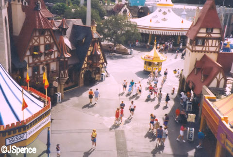 Fantasyland Skyway