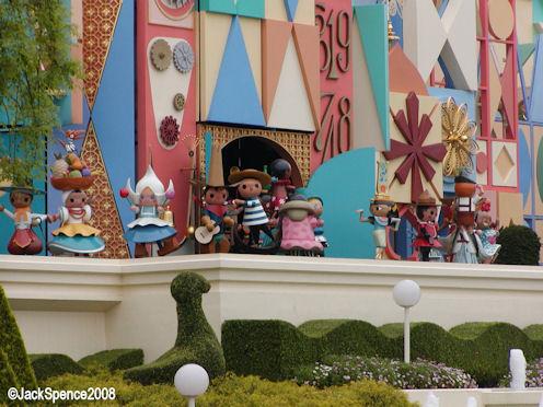 it's a small world Tokyo Disneyland