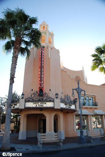 Carthay Circle Theater - Disney's Hollywood Studios