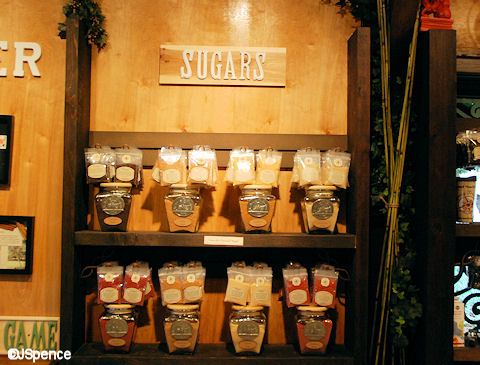 Sugar Display