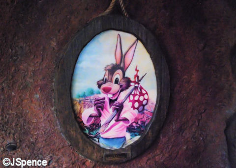 Picture of Brer Rabbit
