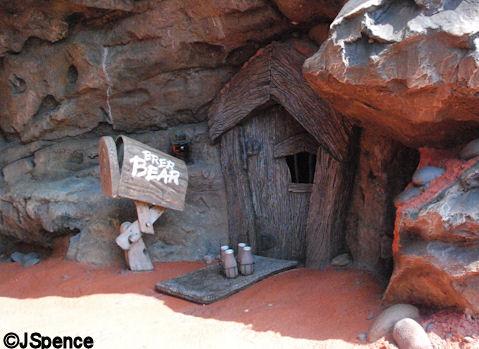 Brer Bear's House