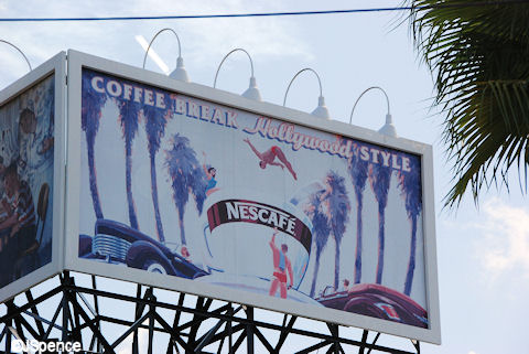 Nescafé Billboard