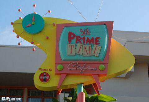 Prime Time Café