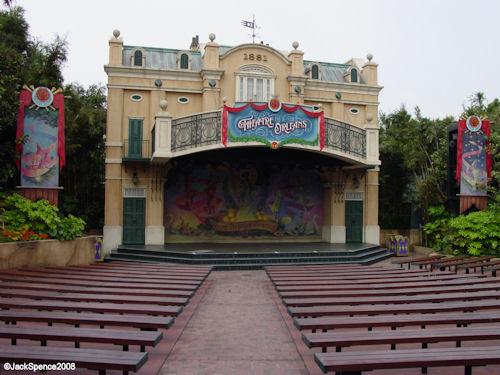 Theater Orleans Tokyo Disneyland