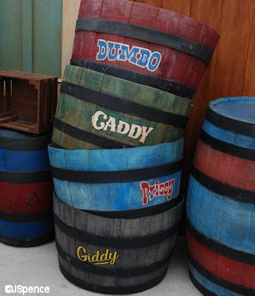 Watering Barrels
