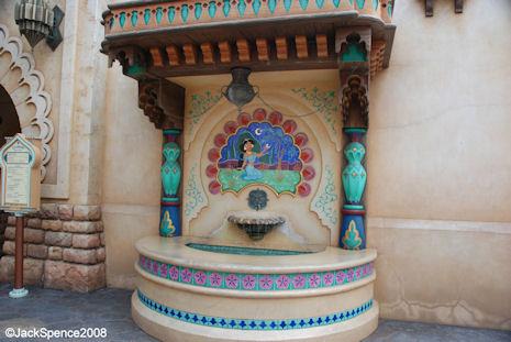 Streets of Agrabah Arabian Coast - Tokyo DisneySea