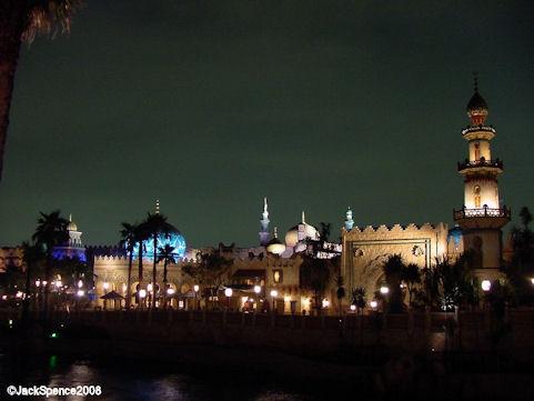 Arabian Coast - Tokyo DisneySea