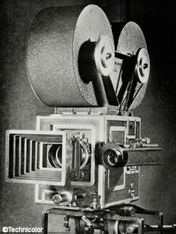 Technicolor Camera