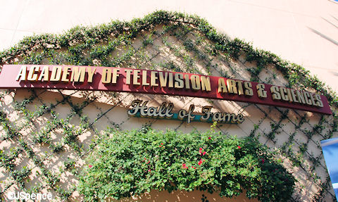Academy of Television Arts & Sciences Hall of Fame Plaza