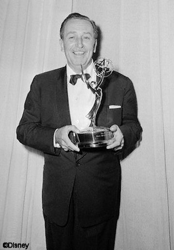 Walt and an Emmy