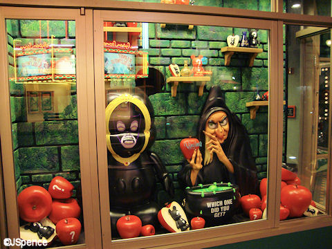 Vinylmation Window