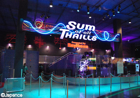 Sum of all Thrills Entrance