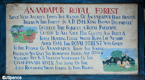 Anandapur Royal Forest