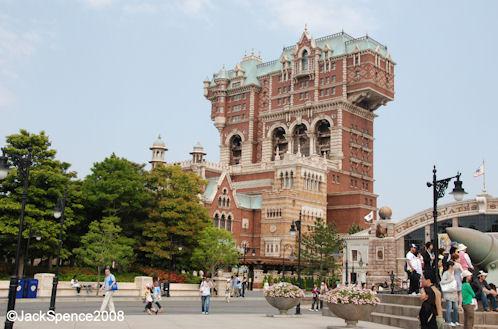 Tokyo DisneySea Tower of Terror