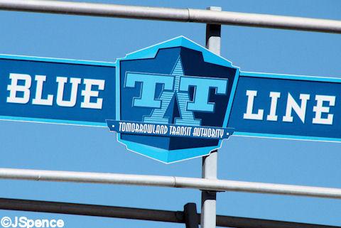 TTA Blue Line