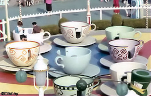 Early Tea Cups
