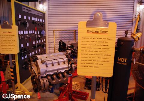 Engine Testing