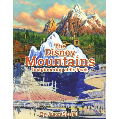 The Disney Mountains Book Cover