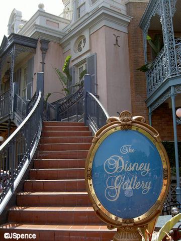 The Disney Gallery