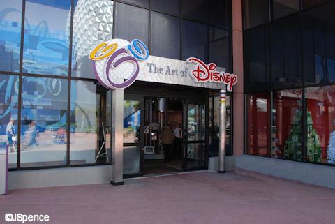 The Art of Disney - Epcot