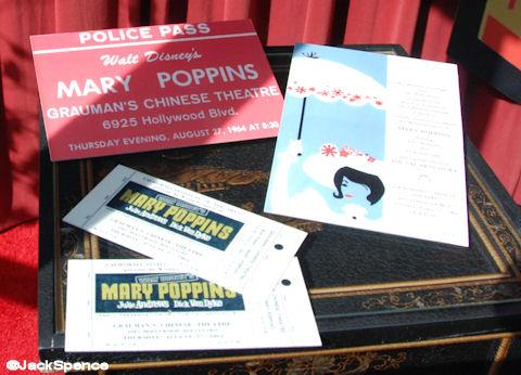 Mary Poppins Tickes