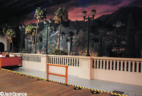 Hollywood Hils Diorama