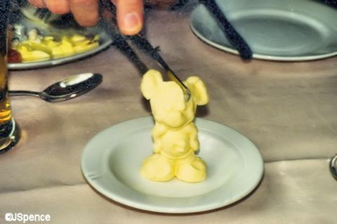 Mickey Butter