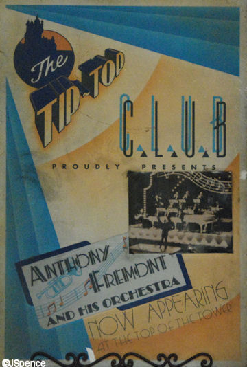 Tip-Top Club Poster