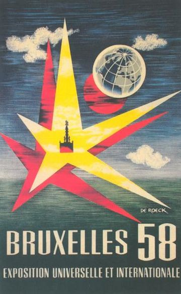 1958 Brussels World's Fair