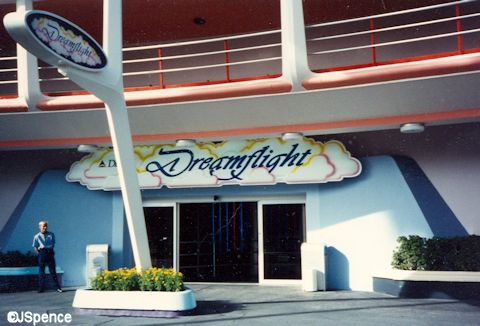 Dreamflight Entrance
