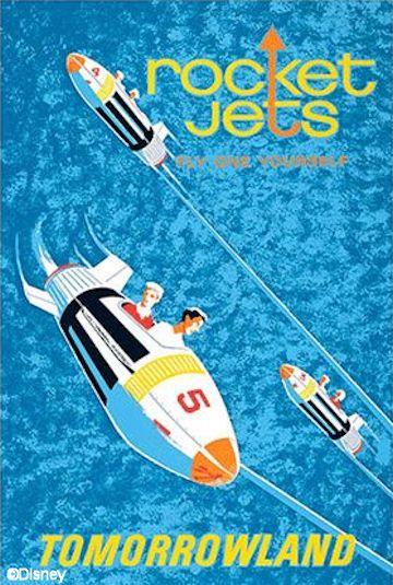 Rocket Jets Poster