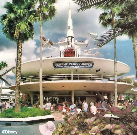 People Mover and Star Jets