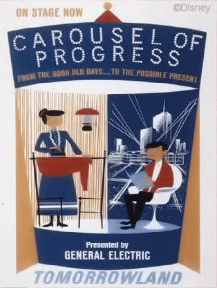 Carousel of Progress Poster