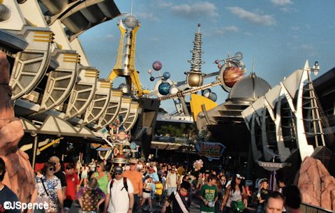 Tomorrowland Today