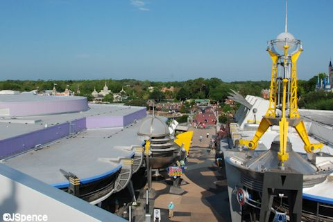 Current Tomorrowland