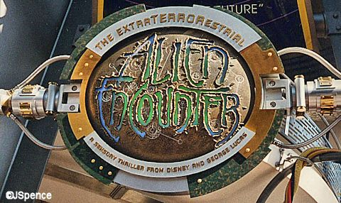 ExtraTERRORestrial Alien Encounter