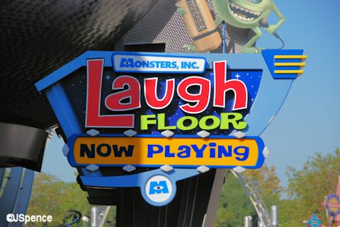 <br /> Monsters, Inc. Laugh Floor