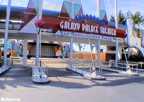 Galaxy Palace Theater