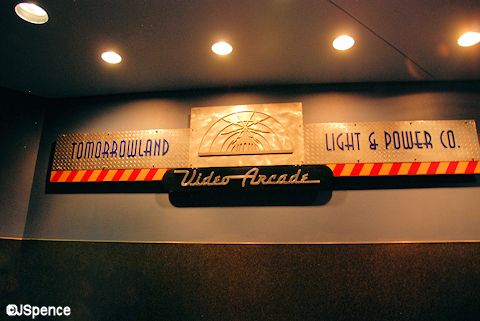 Tomorrowland Arcade