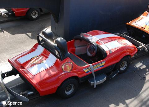 Speedway Cars